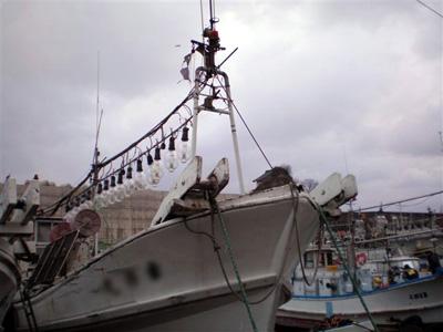 福井の漁港