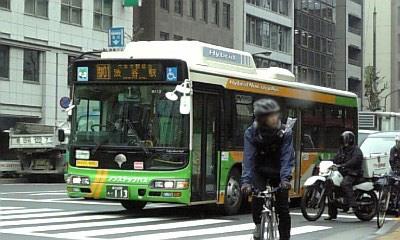 ハイテクバス