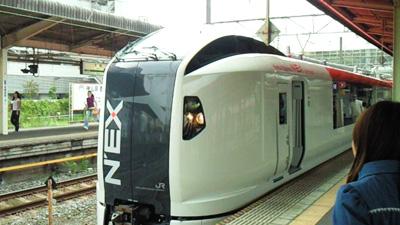 成田エクスプレス E259系