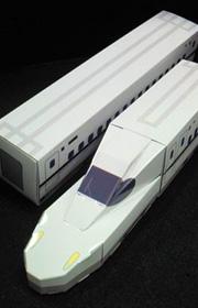 新幹線のN700系