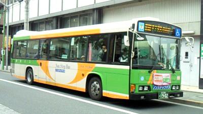 都営バスの行き先表示