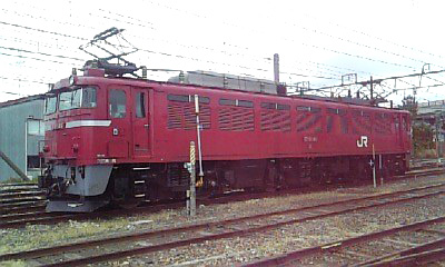 電気機関車 EF81